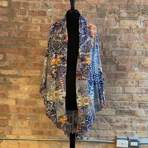 Chico's Cocoon Lightweight Wrap